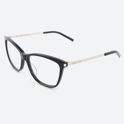 Gafas Oftálmicas Saint Laurent Negro Brillante