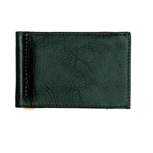 Clip Wallet Green