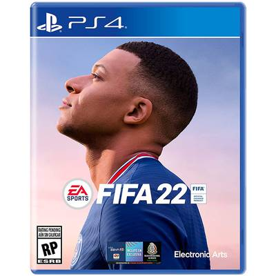 FIFA 22 Edición Estándar Juego Fisico PS4
