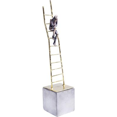 Objeto decorativo Elements Climbing Man