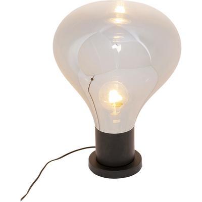 Lámpara mesa Pear negro 53cm