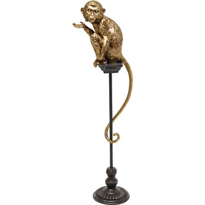 Objeto decorativo Circus Monkey 109cm