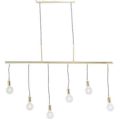 Lámpara Pole Brass Six