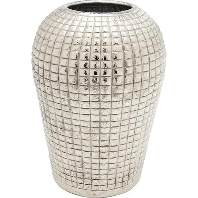 Vasija decorativa  Cubes Alu 29cm