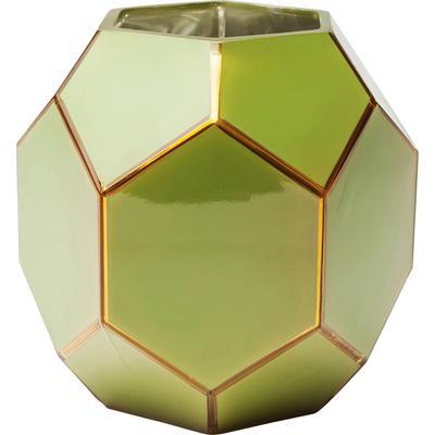 Vasija Art Pastell verde 18cm