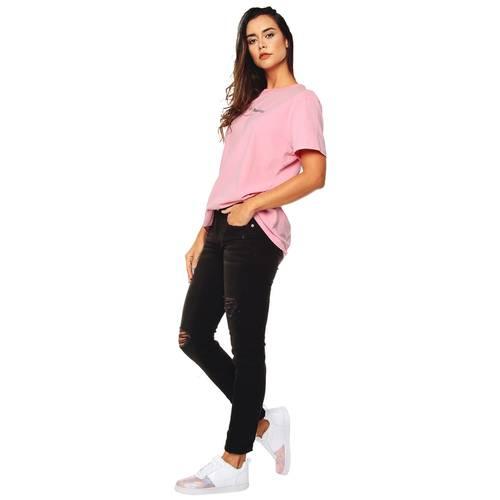 Camiseta Flavors Rosé Pistol  - Rosado