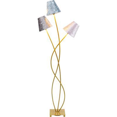 Lámpara pie Flexible Velvet BrassTre