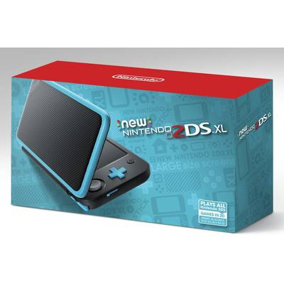 New Nintendo 2DS XL Negro/Azul