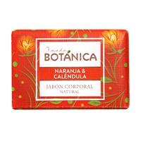 Jabón Amada Botánica Naranja & Calendula Barra 120 g