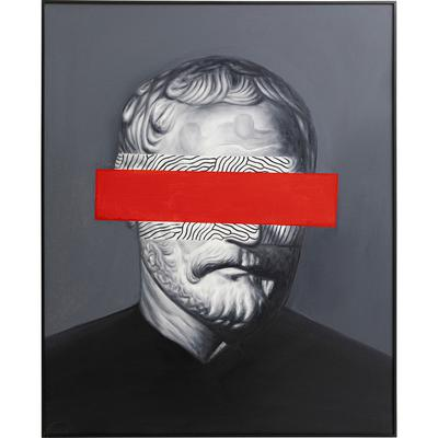 Cuadro Incognito Philosophy 100x80cm