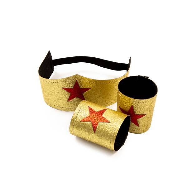 Set Estrella Manilla + Corona
