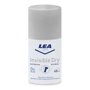 Desodorante Invisible Dry Roll on
