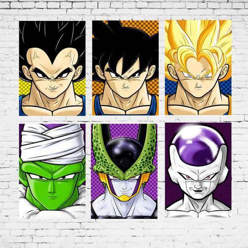 Cuadro Colección Dragon Ball