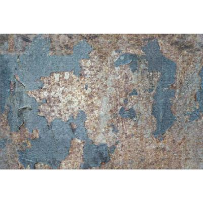 Alfombra Angus azul 170x240