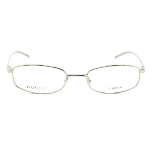 Gafas Oftálmicas Gucci Plata