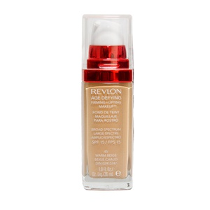 Base Revlon Age # 45 Warm Beig Fco 30 Ml