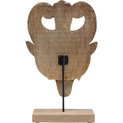 Objeto decorativo Mask African 51cm