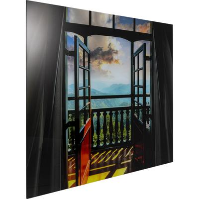 Cuadro cristal Window Harmony 120x80cm