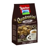 Galleta Quadratini Crema De Espreso 110g
