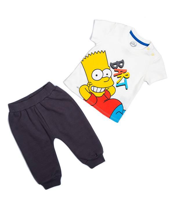 Conjunto Bebito Los Simpson