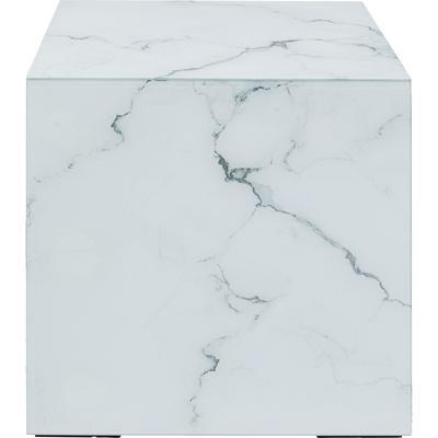 Mesa auxiliar Luxury Marble 45x45cm