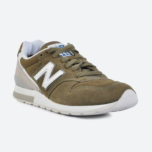 Tenis Mens 996 Classic Green Whit