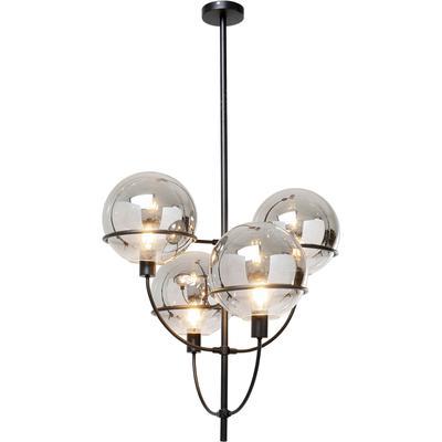 Lámpara Lantern 4 negro