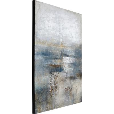 Cuadro Abstract Into The Night 120x90cm