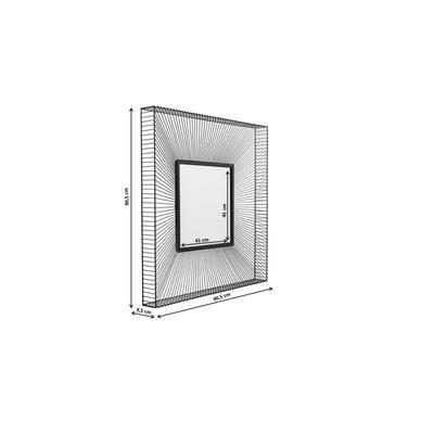 Espejo Dimension Square 91x91cm