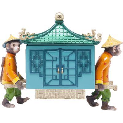 Caja Monkey Sedan