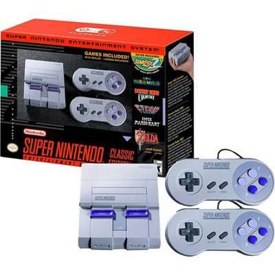 Consola Super Mini Snes Classic