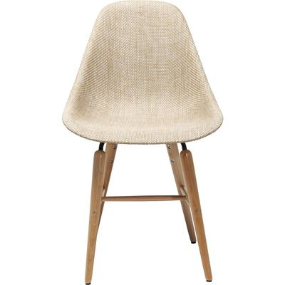 Silla Forum madera natural