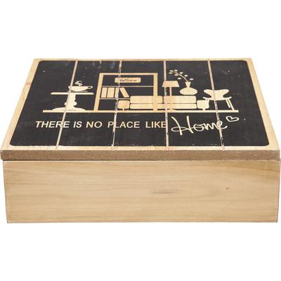 Caja decorativa  There Is No Place Square