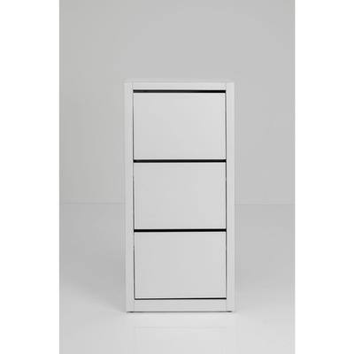 Zapatero Luxury 3 blanco 125