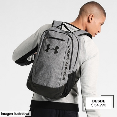 UNDER ARMOUR MORRALES DESDE $54.990