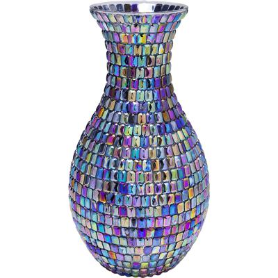 Vasija Rainbow Diamonds 34cm