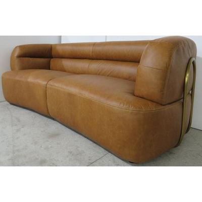 Sofa Gaynor 3-Seater Brown