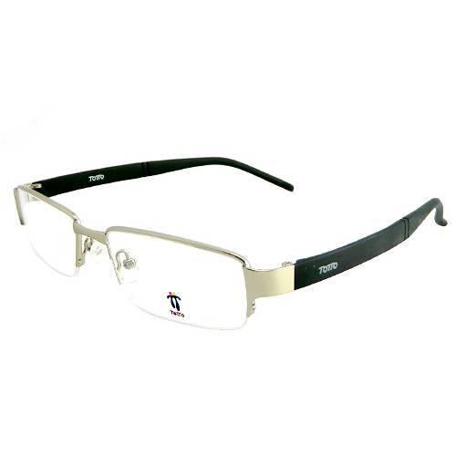 Totto Óptico Plateado/Negro TT0013-C5