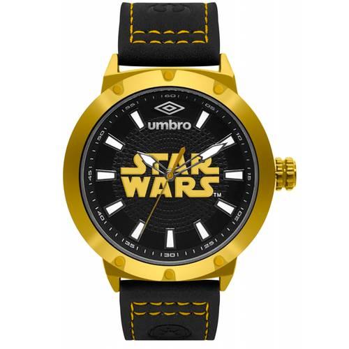 Reloj Dorado/Negro - Umb-Sw01-4