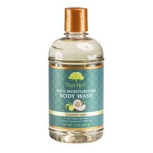 Body Wash Tree Hut 17oz