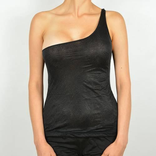 Blusa negro Black 63-Neg Negro - ea Lingerie