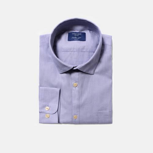 Camisa Color Siete para Hombre 2792A -  Azul
