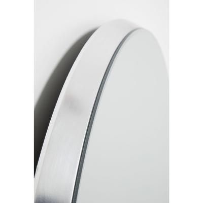 Espejo Jetset plata Ø73cm