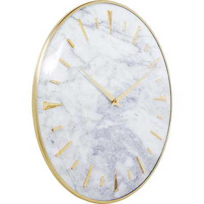 Reloj pared Noble Marble Ø40cm