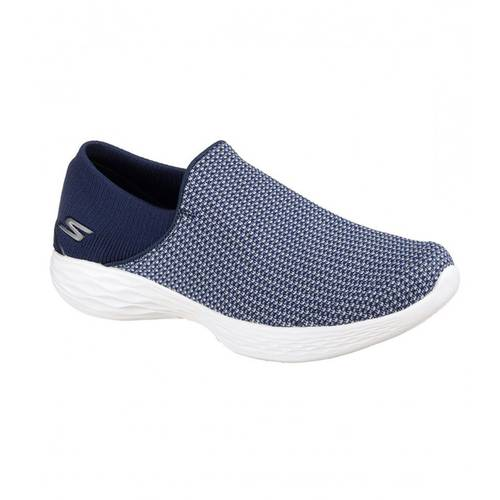 Tenis You Mantra Slip Azul 967Nvw Azul - SKECHERS