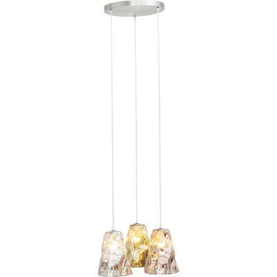 Lámpara Crumble Tricolore Ø35cm