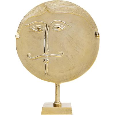 Objeto decorativo Man In The Moon