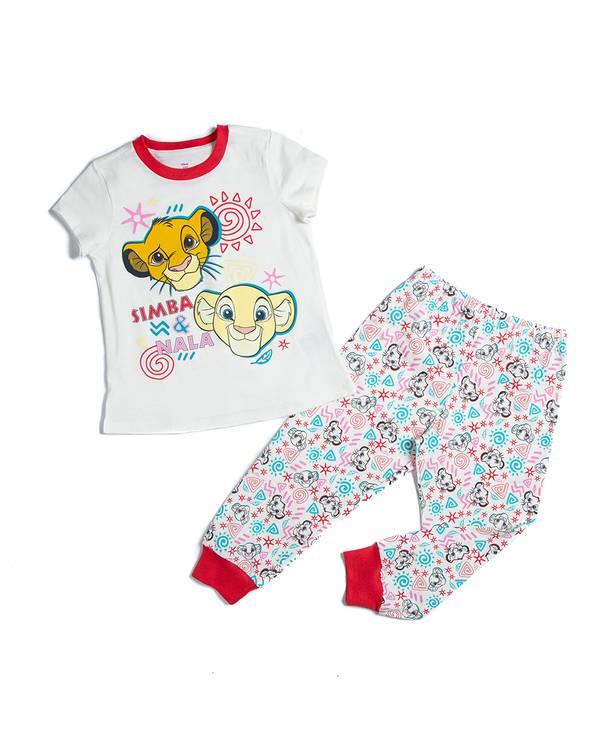 Pijama Caminadora Rey León