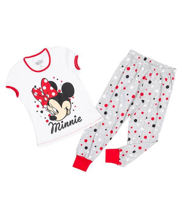Pijama  Niña Minnie