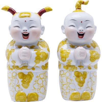 Figura decorativa Happy Kids (2/Set)